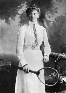 Charlotte Cooper, All-Star Tennis Player
