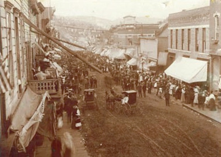 Photo credit: Adams Museum, Deadwood, South Dakota