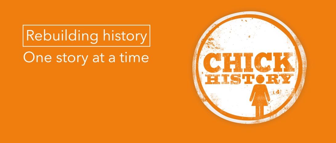 rebuilding history website header