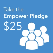 empower pledge donate