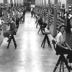 Oak Ridge workers during WWII
